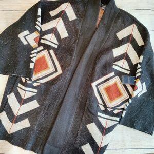 Forever 21 Aztec design cardigan
